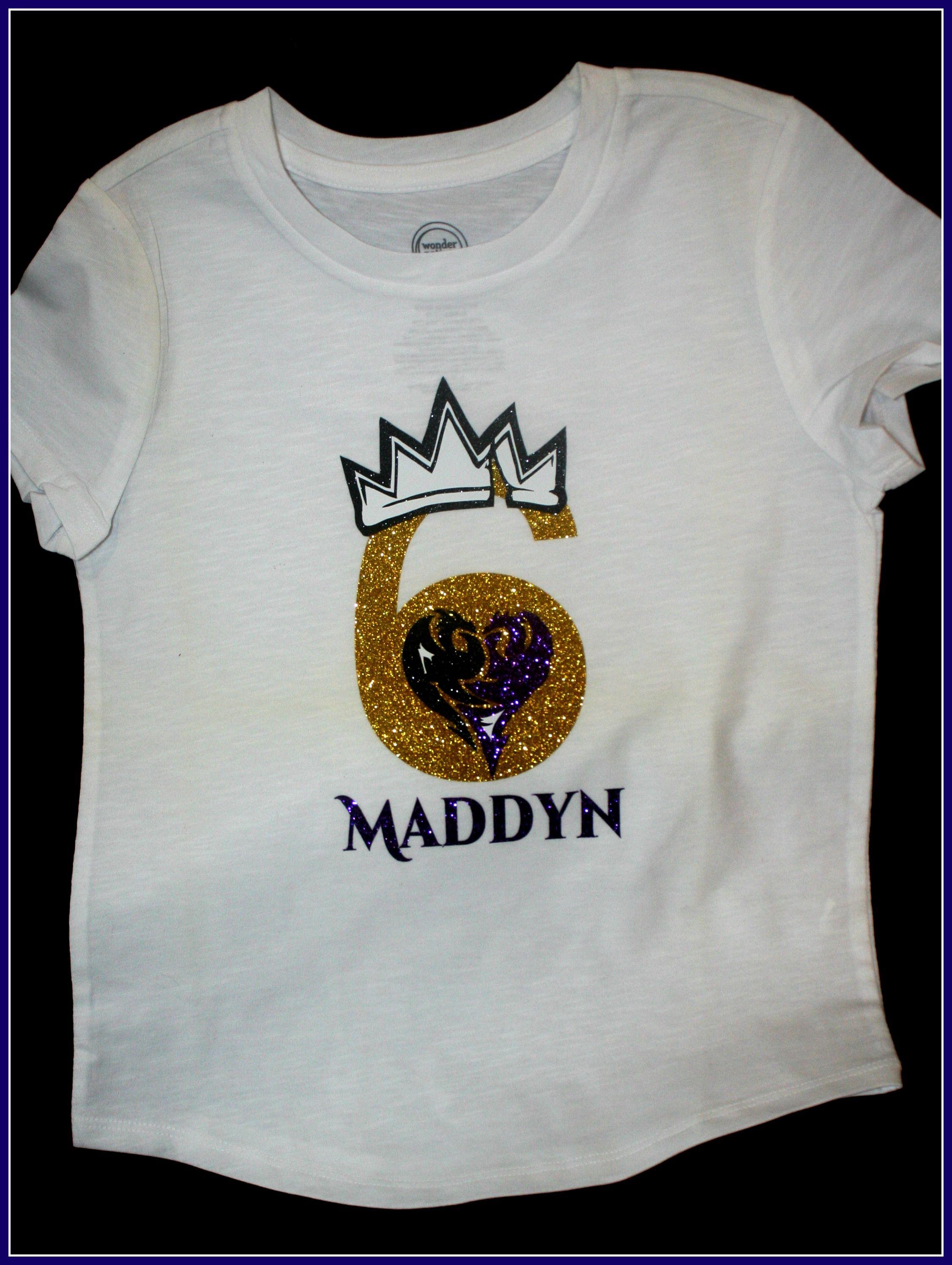Custom Birthday Shirts Embroidery Or Vinyl