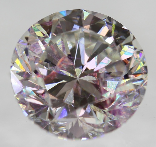 CERTIFIED 2.12 CARAT G COLOR VVS2 ROUND BRILLIANT NATURAL