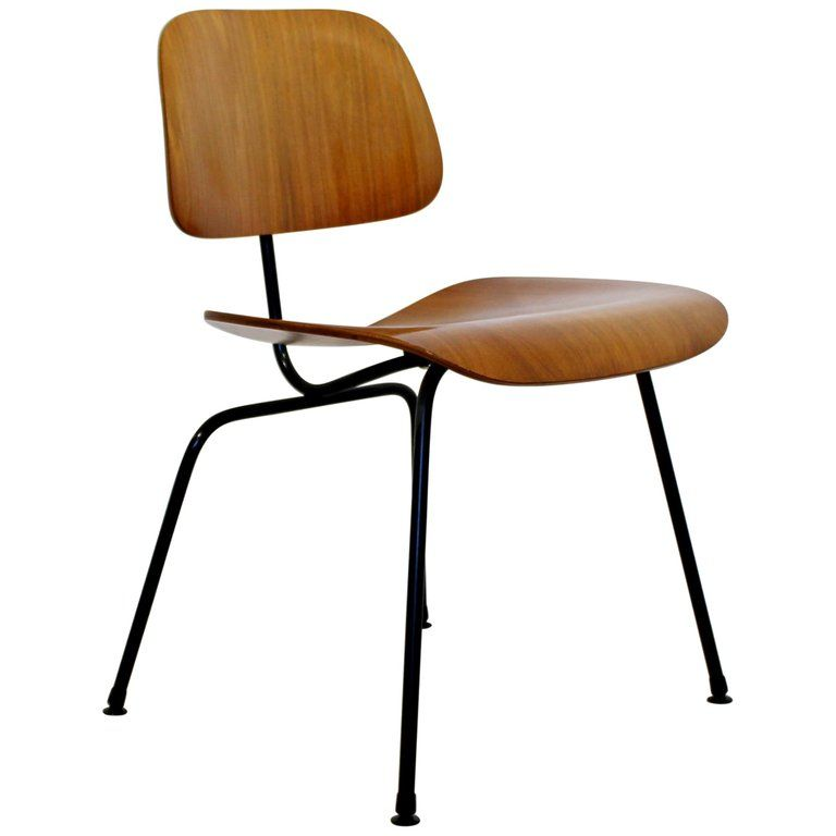 Charles And Ray Eames Chair Vintage Lcm Lounge Desk