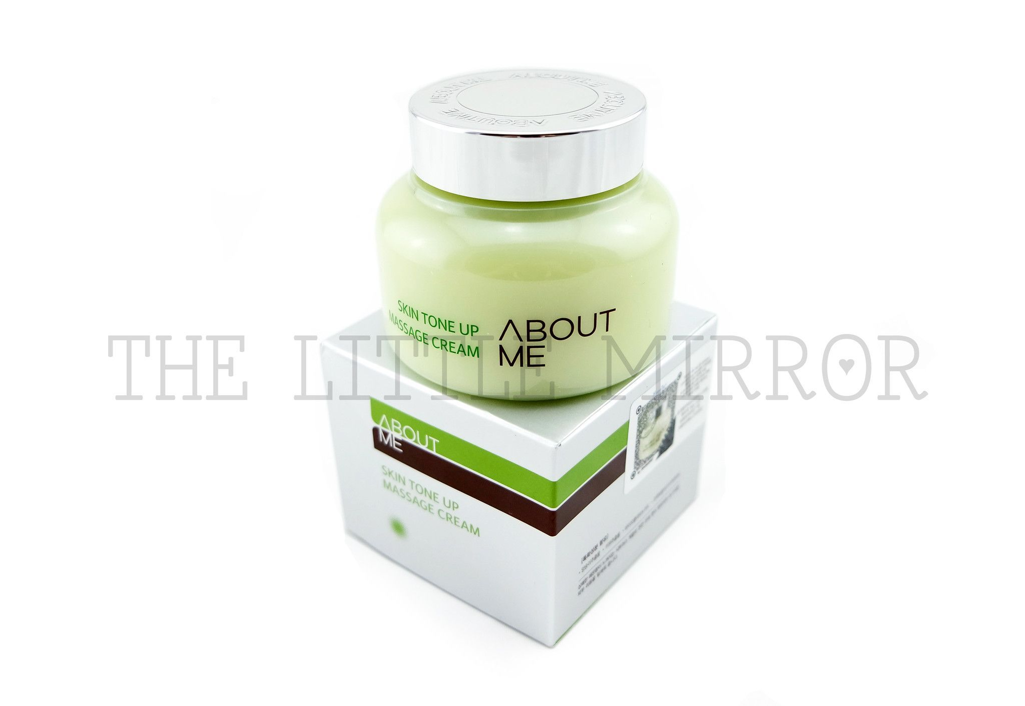 ABOUT ME D-toc Booster Skin Tone Up Massage Cream