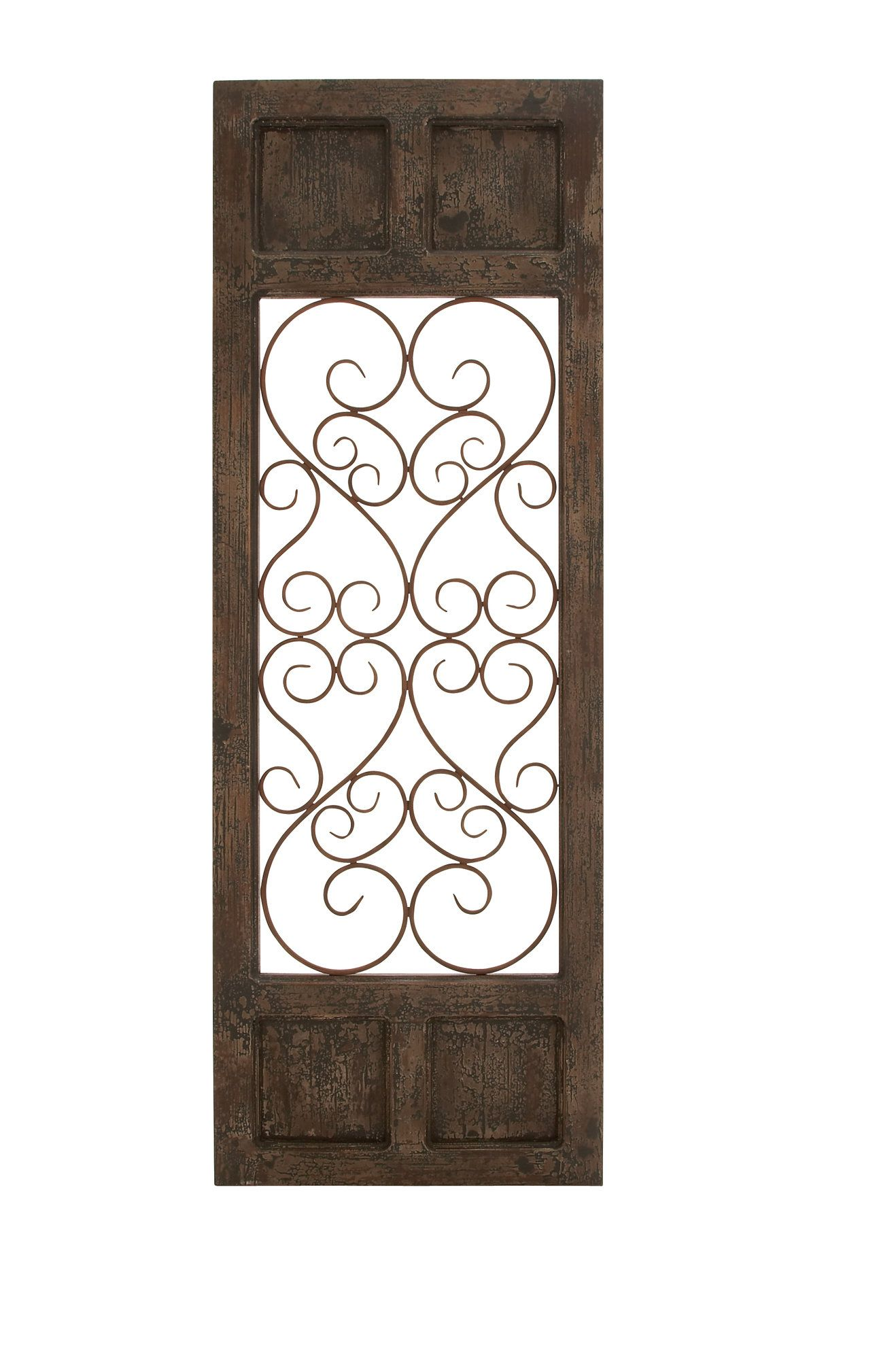 Wood and metal wall decor bahia mar pinterest metal walls