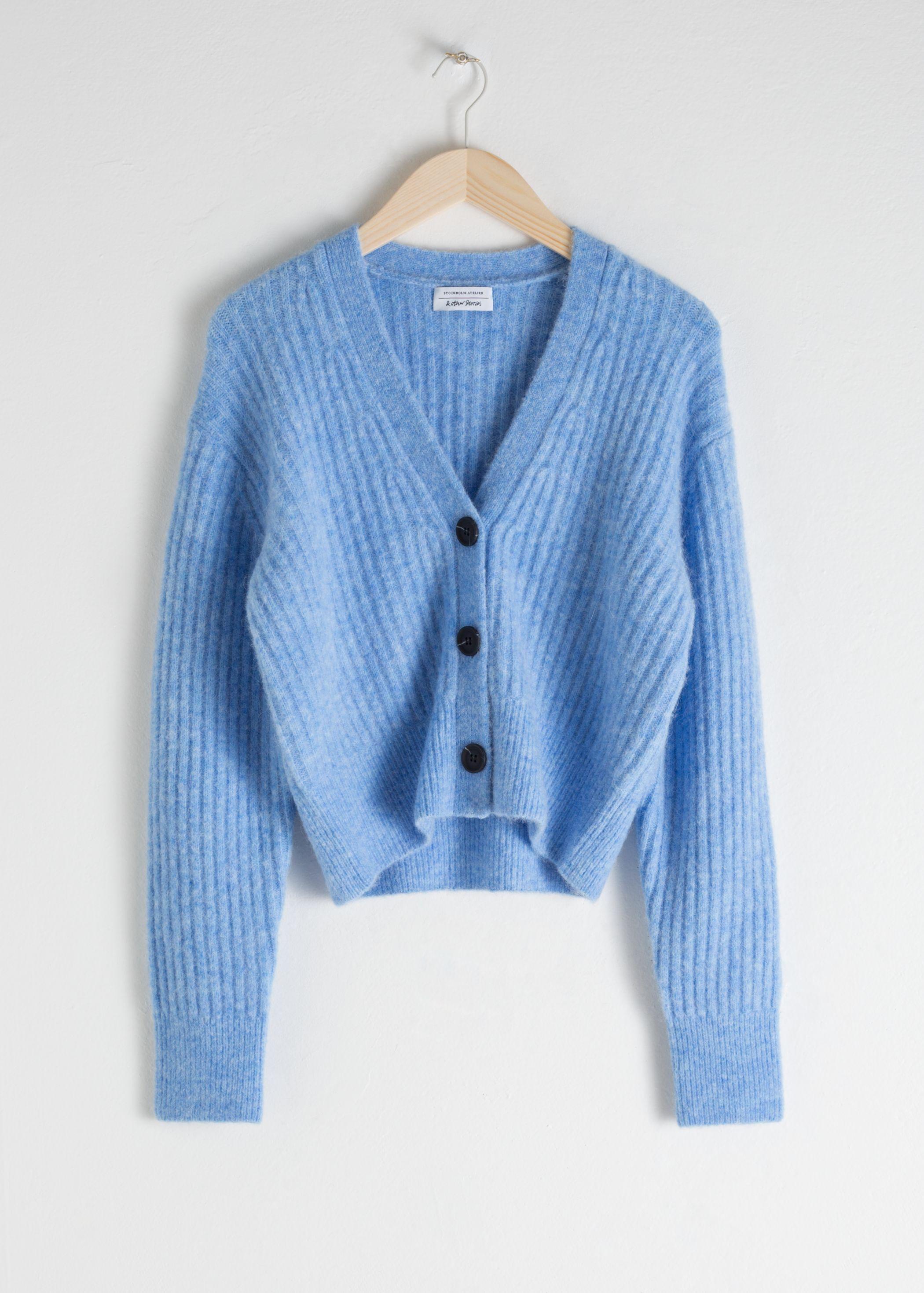 aae42d4a4 Wool Blend Cardigan