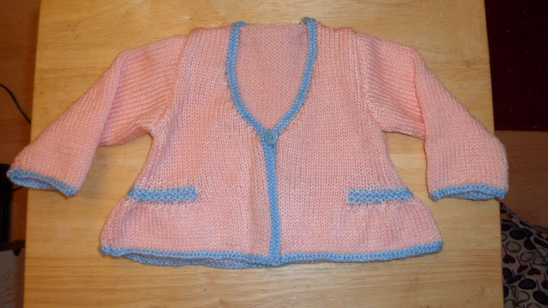 13fcf37d1c55 Cute baby cardigan