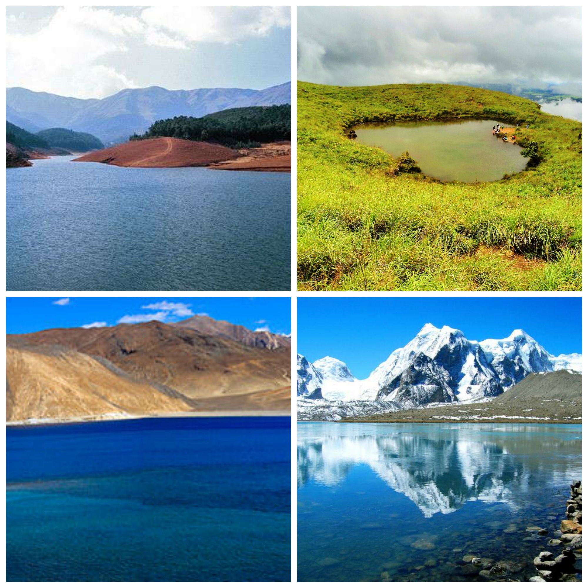 India is a country with aboundant natural resources like Mountain, Forest,  Valleys and Lakes. Here we will be showc… | Cool places to visit, Beautiful  lakes, Travel