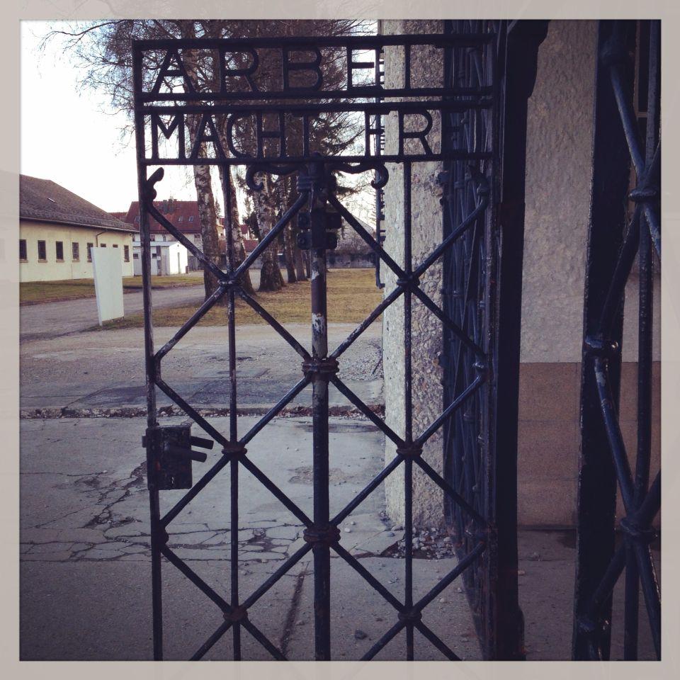 Lest we forget...Dachau