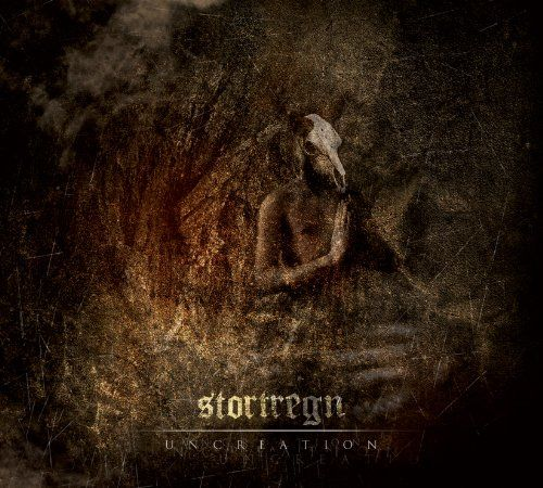 Stortregn - Uncreation
