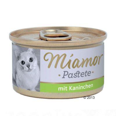 Miamor Pastete  Tavşanlı Yetişkin kediler için tam mama Kediler sağlıklı kalabilmek için magnezyuma ihtiyaç duyar ama fazla magnezyum strüvit taşı oluşumuna yol açabilir. Bu nedenle magnezyum içeriği dengelenmiştir. En seçici kedilerin bile dayanamayacağı bir lezzete sahiptir.