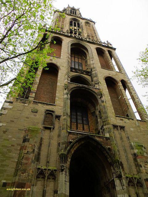 Take a vertical hike in Utrecht! http://easyhiker.co.uk/vertical-hike-in-utrecht/