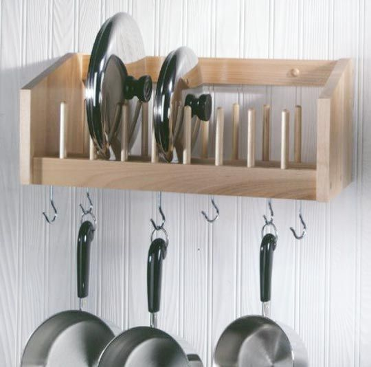 10 best racks to organize your pots and pans easily