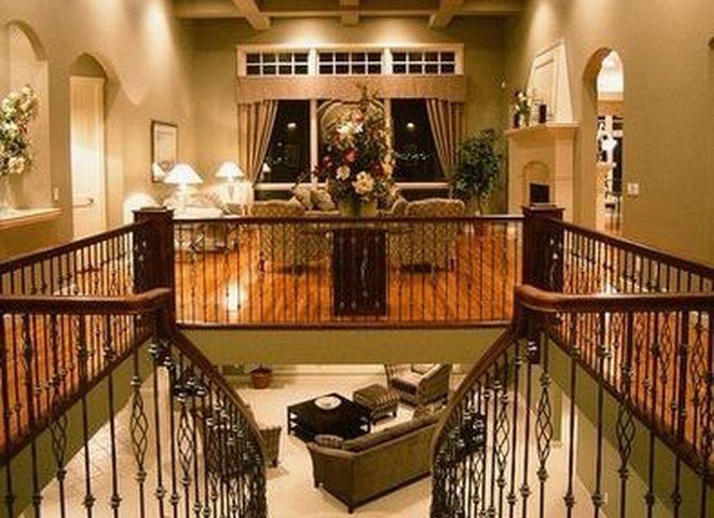 Cool attractive split level living room ideas also rh pinterest