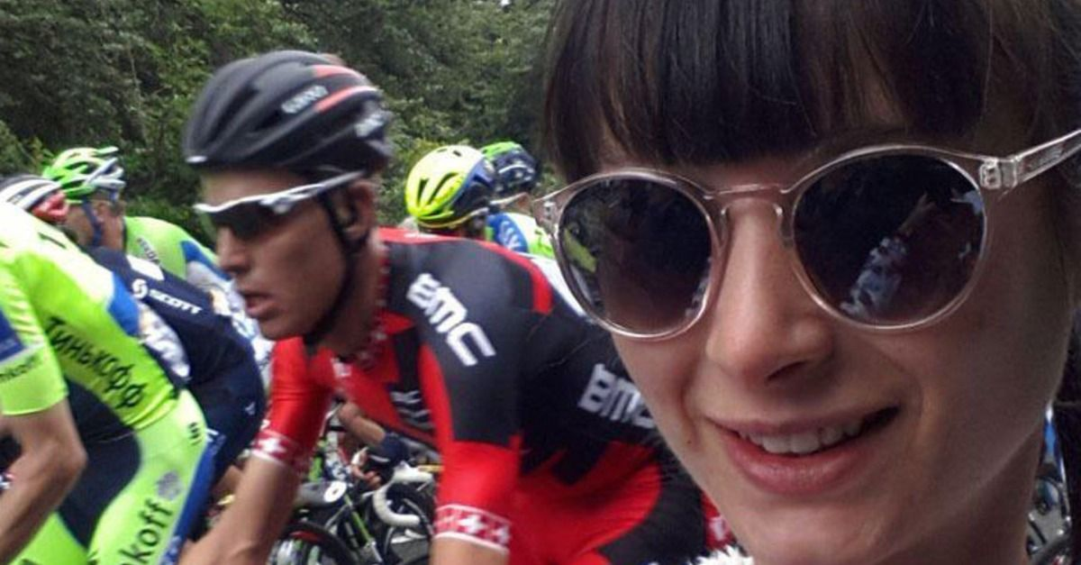 Tour de france selfies are a new danger to cyclists tour