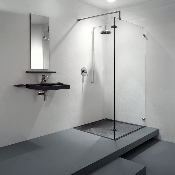 Balance Design Inloopdouche Met Douchewand Freestyle Model