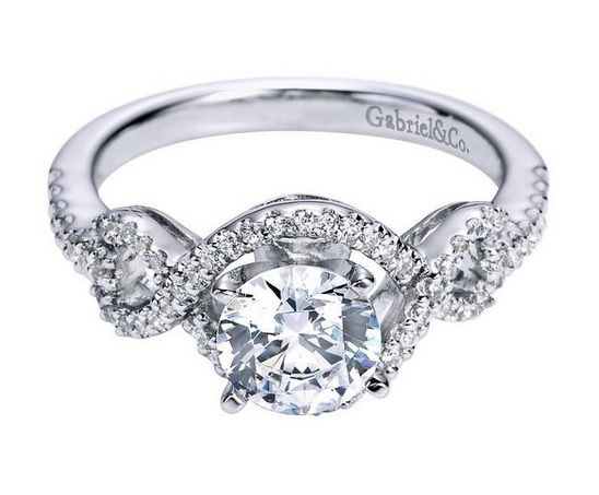 Forever And Always A Diamond Engagement Ring By Gabriel Co