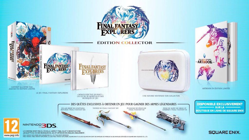 Final Fantasy Explores
