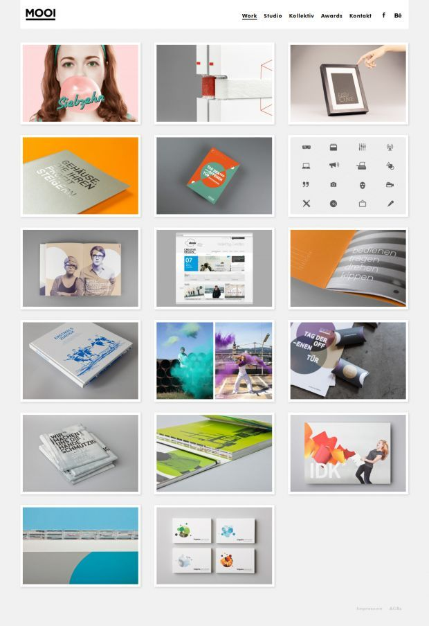Best web design website, inspiration Gallery. Source for beautiful websites