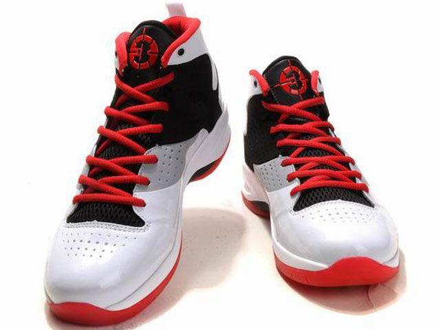 Air Jordan Fly Wade White Red Grey Black Shoes Cool