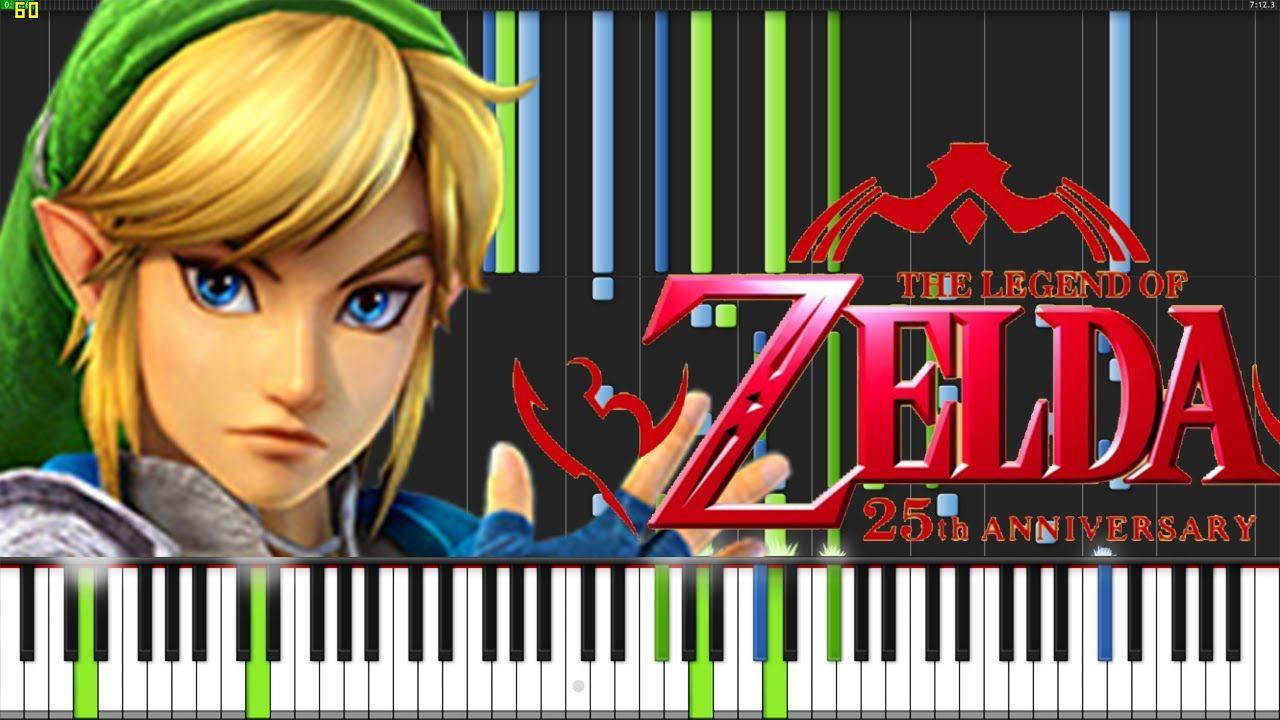 Legend of Zelda Medley - The Legend of Zelda 25th