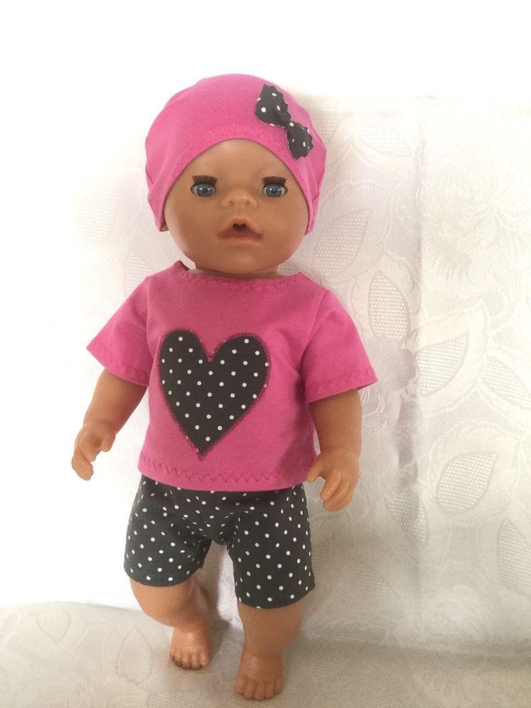Babypuppen & Zubehör Puppenkleidung  für Babyborn