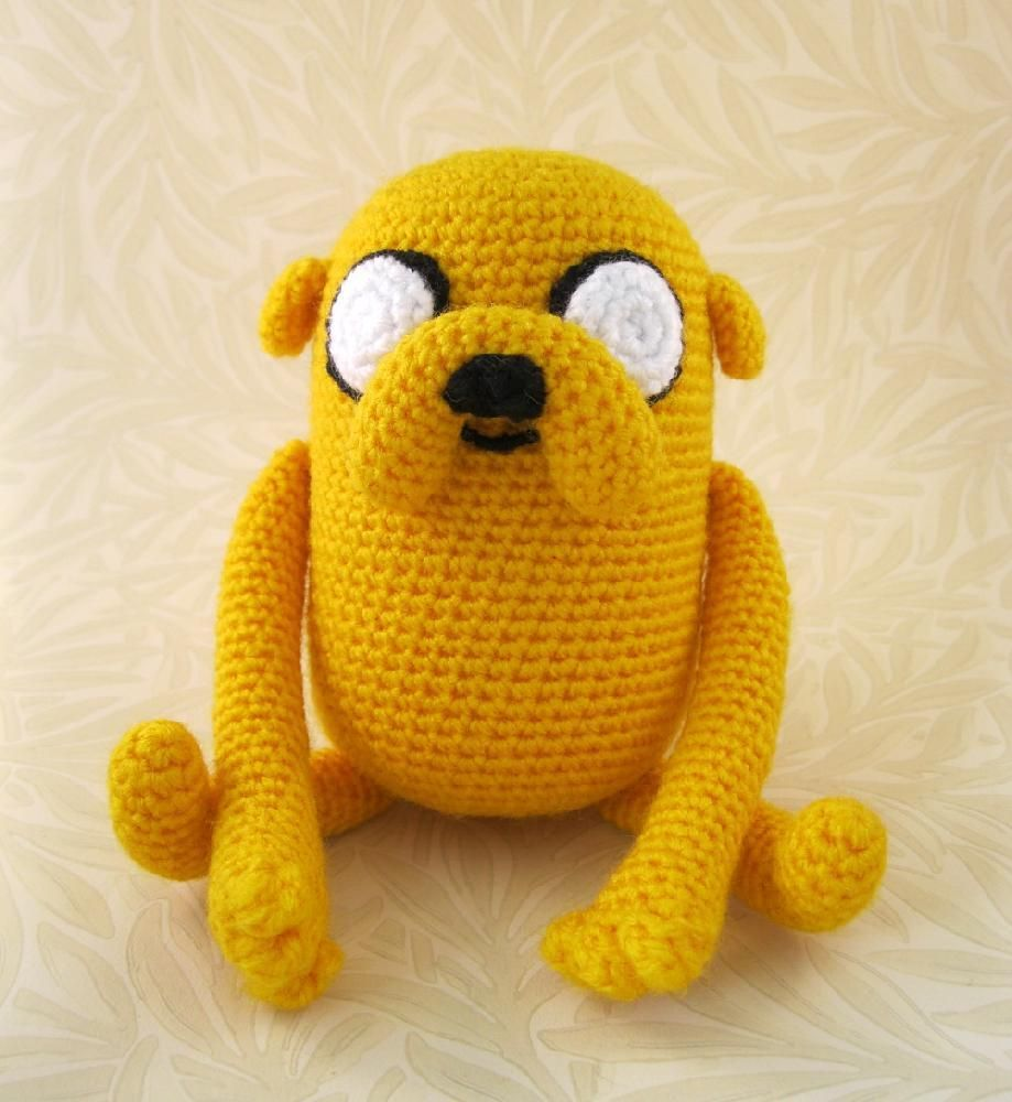 Finn the human crochet pattern free | 1000x919