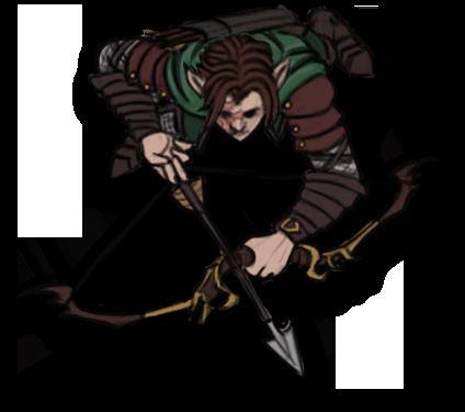 Ranger Elf Tokens Roll20 Rogue Human