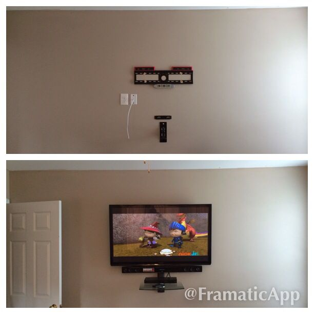 Magnificent Pin On Tv Wall Mounting Service Charlotte Fireplace Tv Mount Home Remodeling Inspirations Genioncuboardxyz