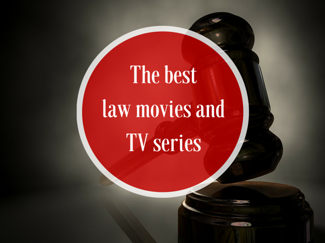 The best law movies and TV series