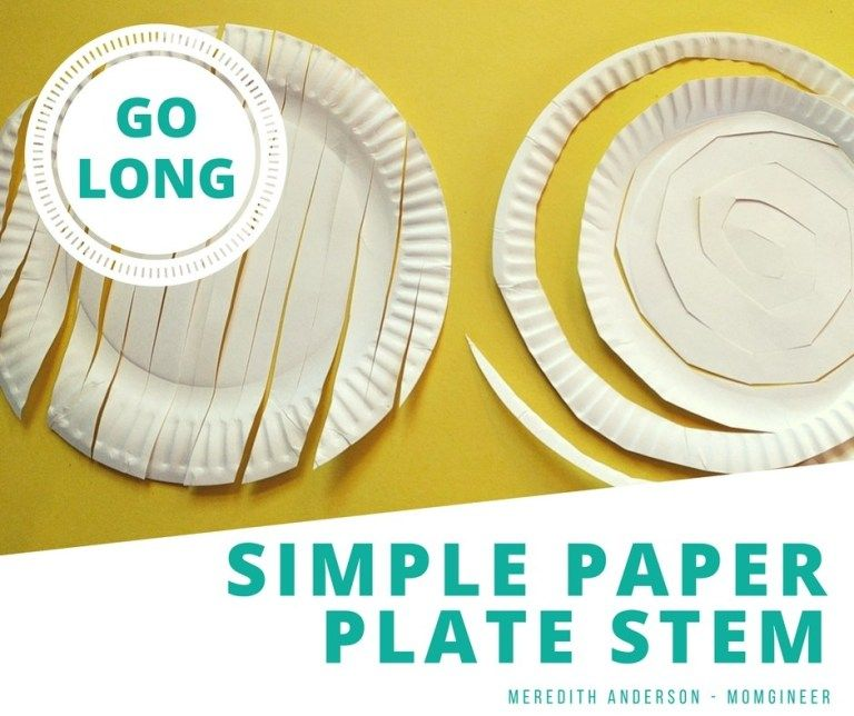 5 Easy STEM Challenges You Can Do with Paper Plates - STEM Activities for Kids #stemactivitieselementary