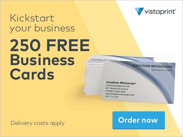 Vistaprint Visitenkarten Und Flyer Auch Vistaprint
