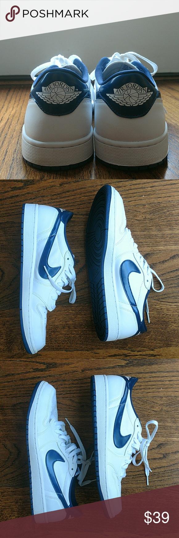 Nike Jordan 1s Nike Jordan 1 shoes, very lightly worn and