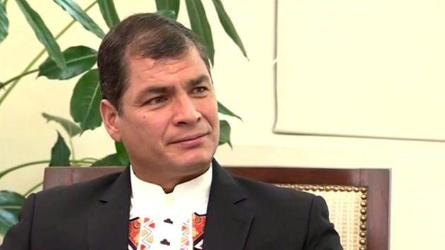 """Correa a RT: """"Que EE.UU. se crea un país excepcional es tremendamente peligroso"""" – RT"""
