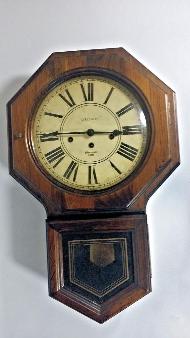 Verichron Westminster Chime Wall Clock Regulator