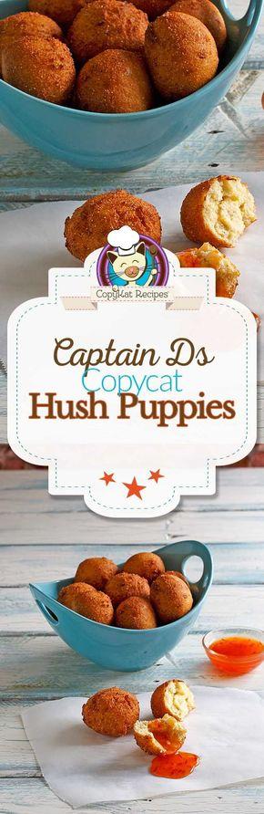 Captain Ds Hush Puppies Recipe Hush Puppies Recipe Copykat