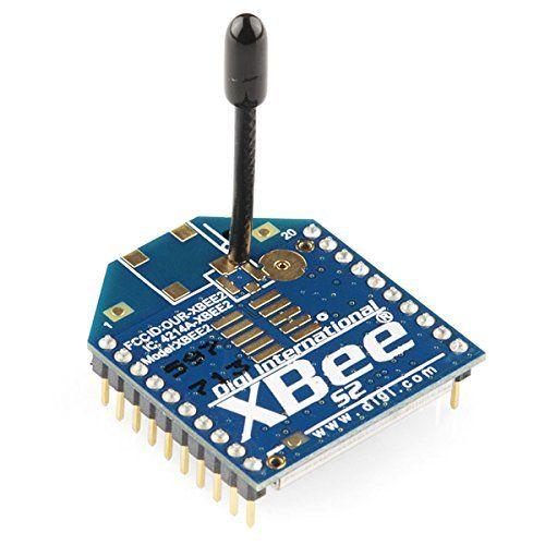 Xbee 2mw Wire Antenna Series 2 Zigbee Mesh Zigbee Data Transmission Wireless Sensor Network