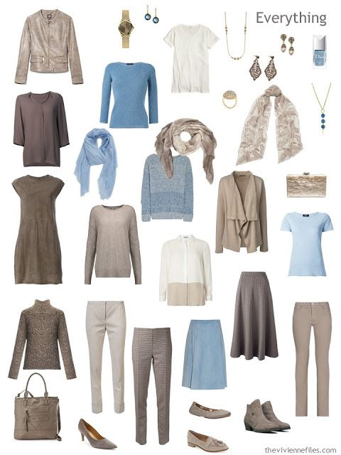 Building A Capsule Wardrobe By Starting With Art Part 2 Portrait