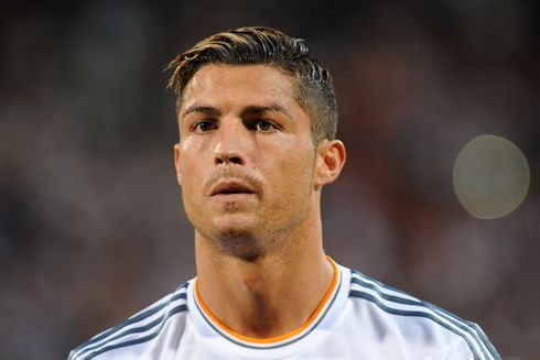C Ronaldo 2014 2015 Cristiano Ronaldo New Hairstyle And Look For