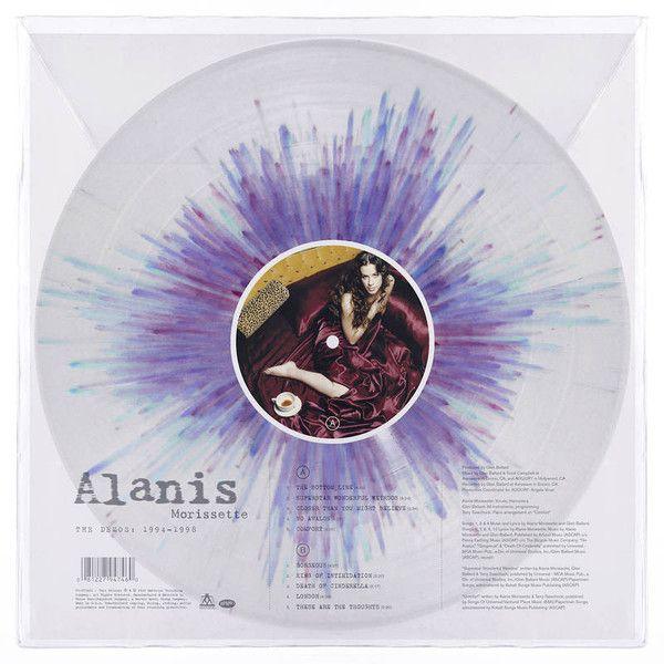 Alanis Morissette: Jagged Little Pill Demos 1994-1998 (180g, Colored Vinyl) Vinyl LP (Record Store Day)