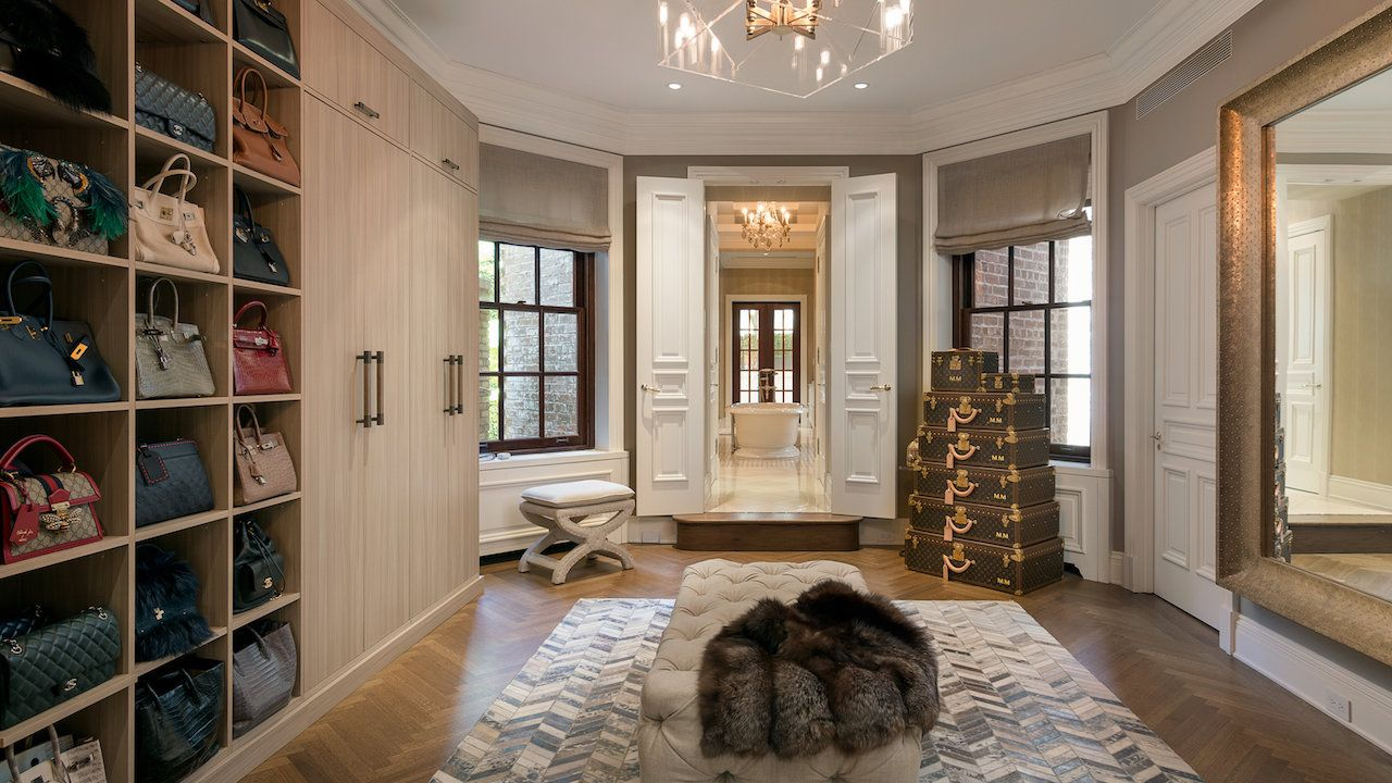 Pin by DMCLUX on Luxury Closets California closets