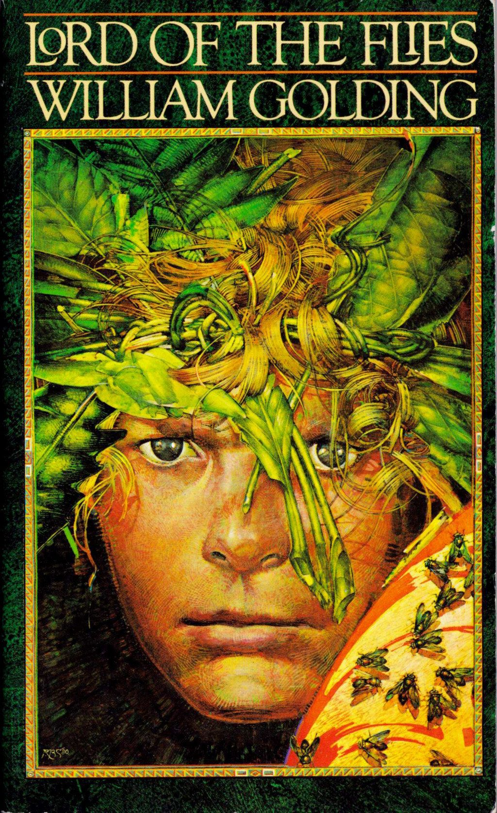 If you loved Lost, you should read William Golding's Lord of the Flies.