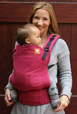 410 Standard Size Full Wrap Conversion Tula Baby Carrier Oscha