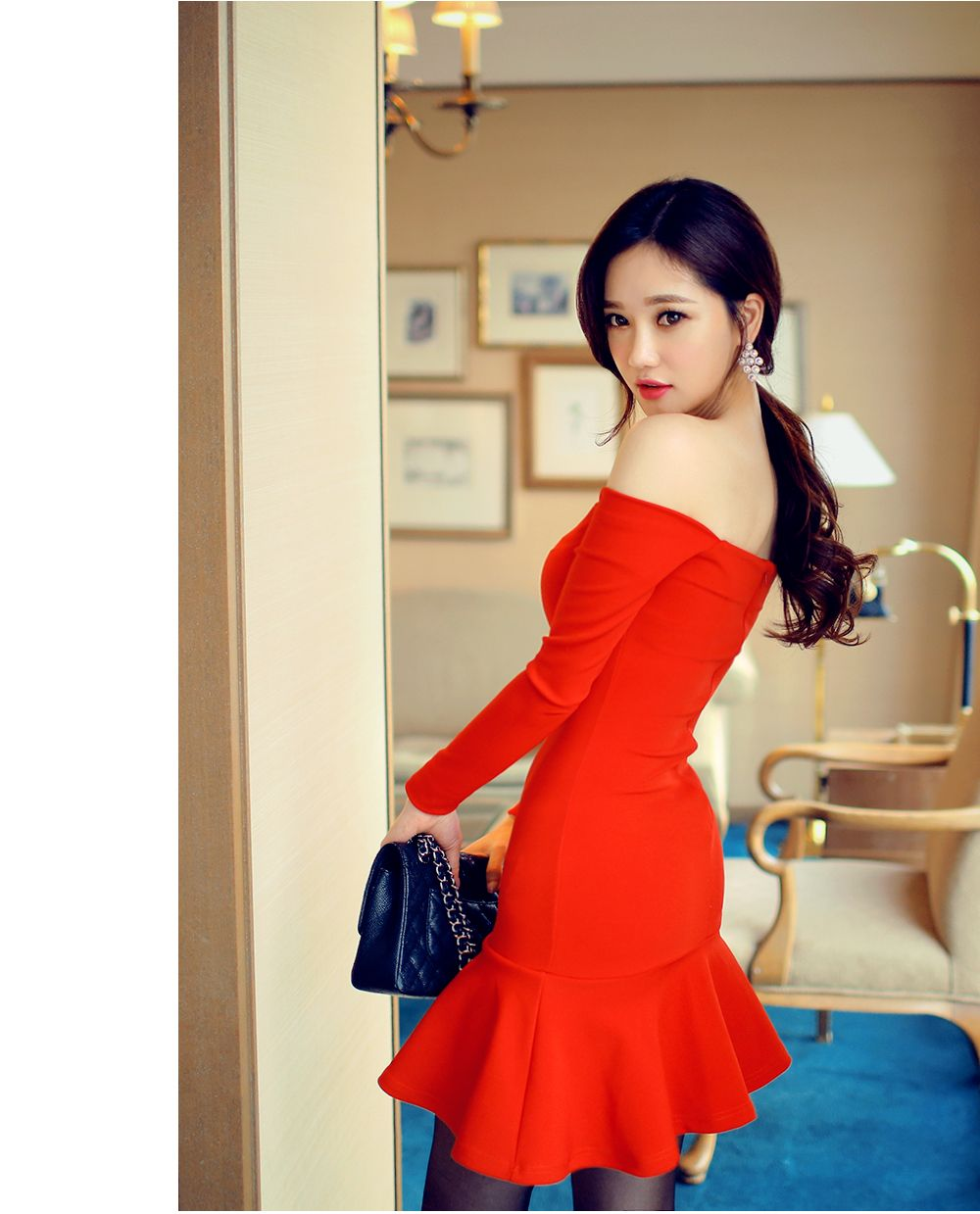 Chuured time dress somethinu sweet korean fashion to your taste