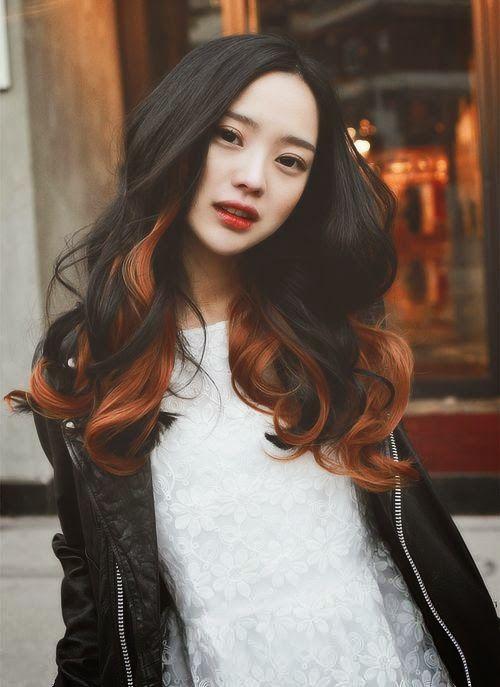 Peinados De Colores Al Estilo Ulzzang Mundo Fama Corea Hair