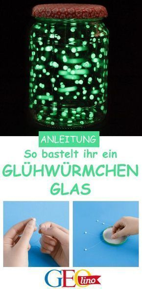 Photo of Experiment: Glühwürmchen im Glas