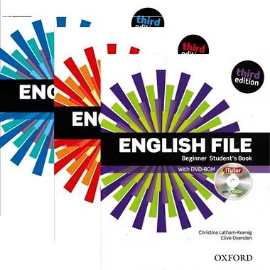Kupiti Pidruchniki Dlya Studentiv Ta Doroslih English File Oxford University Press English