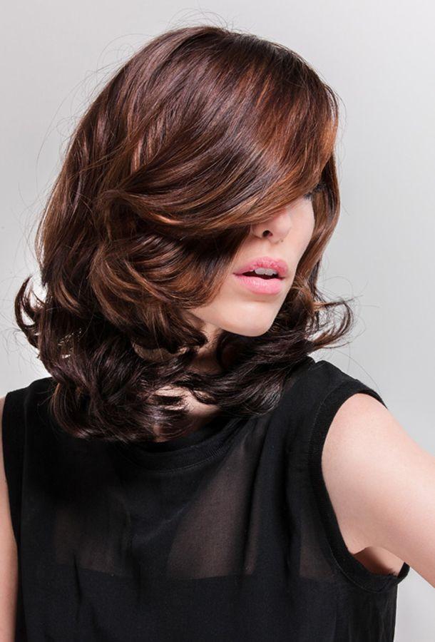 Frisuren Mittellang 2015 Die Trends Fur Fruhling Frisuren