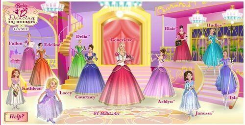 Barbie Y Las 12 Princesas Bailarinas Cancion Barbie 12 Dancing Princesses Barbie Princess 12 Dancing Princesses