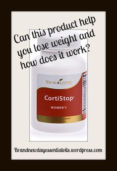 What is Young Living's CortiStop supplement and can it really help you lose weight?