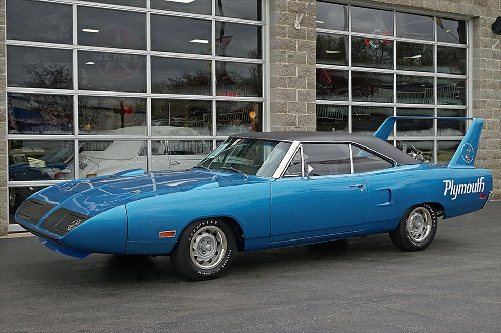 plymouth superbird - Google Search