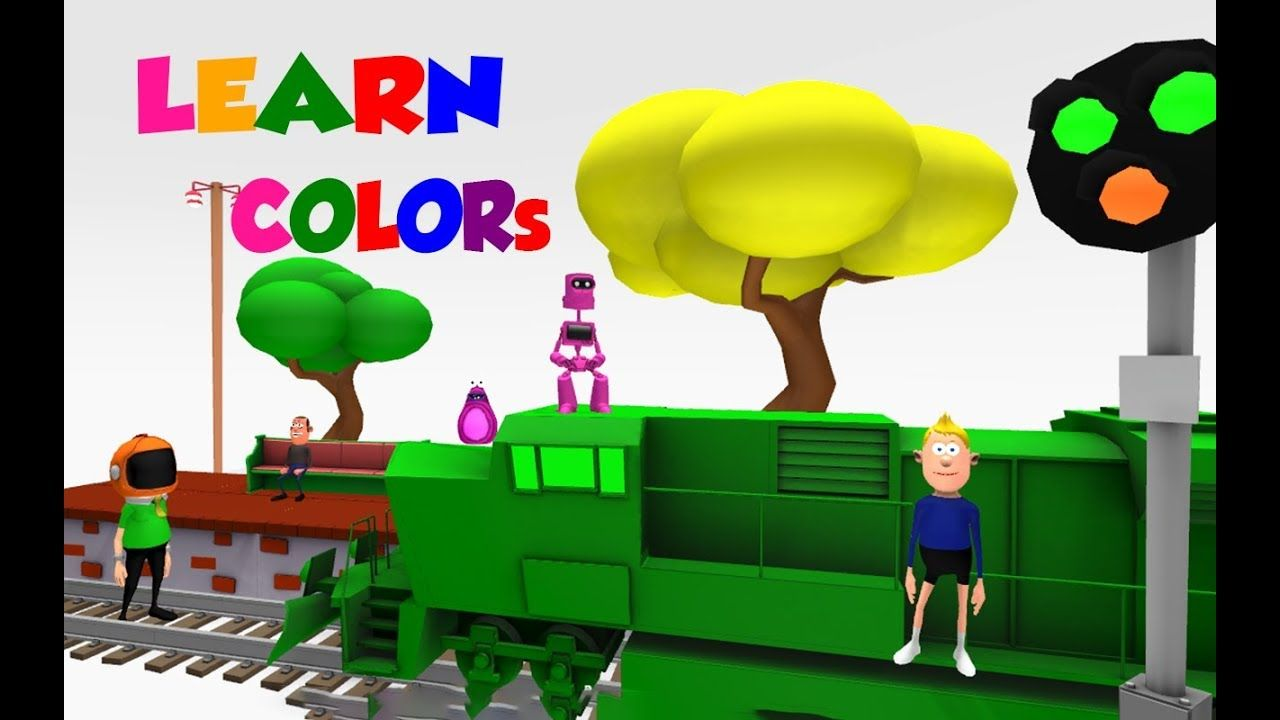 Learn colors for Children, Baby, Kids, Toddler with Preschool Toy ...