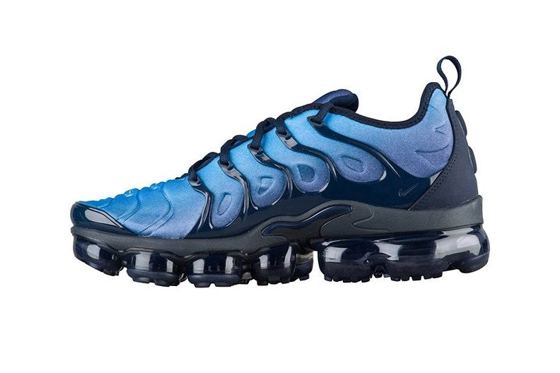 Men's Black & Neon Green Nike Vapormax Plus | Life Style Sports