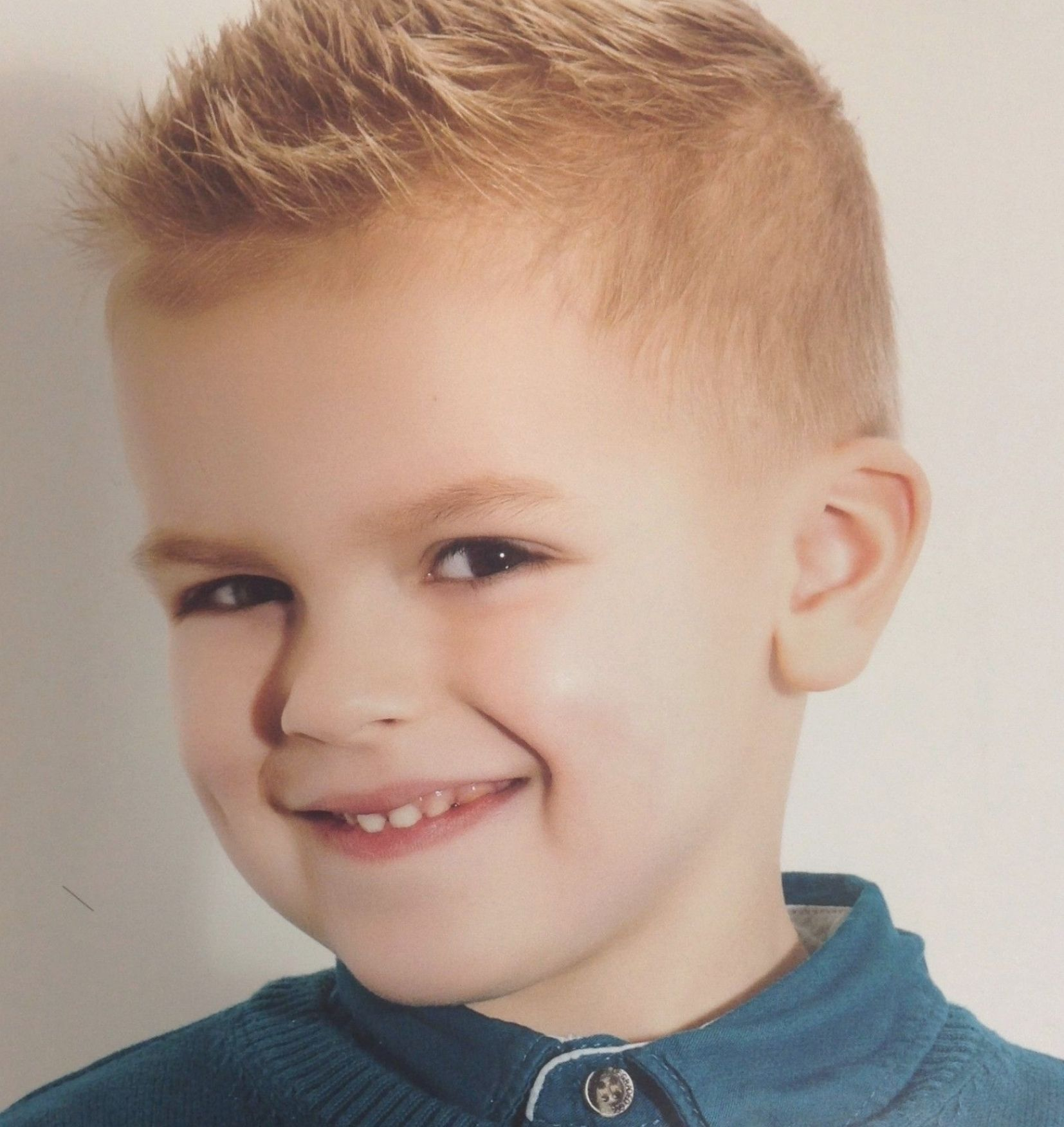 Haircut For 9 Year Old Boys - Wavy Haircut